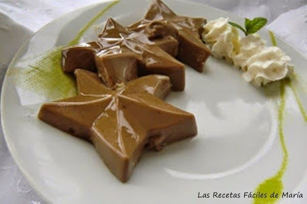 bavaroise de café y cacao