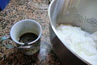 Tarta de Chocolate y Café con trufa y ron
