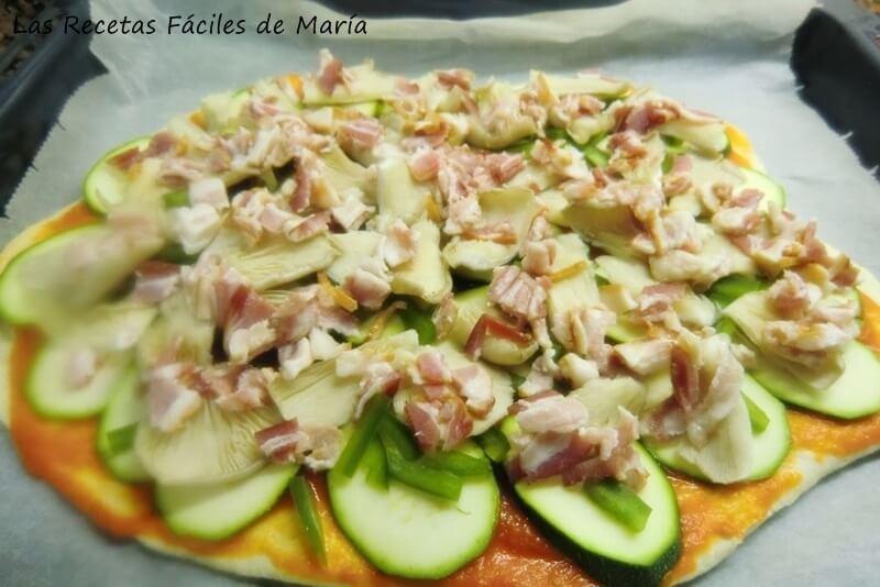 Las recetas f ciles de mar apizza jamie oliver a mi manera for Cocina 5 ingredientes jamie oliver