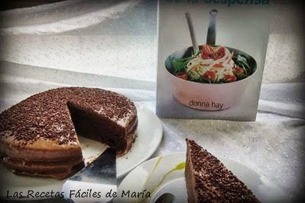 Tarta de Chocolate de Donna Hay Libro