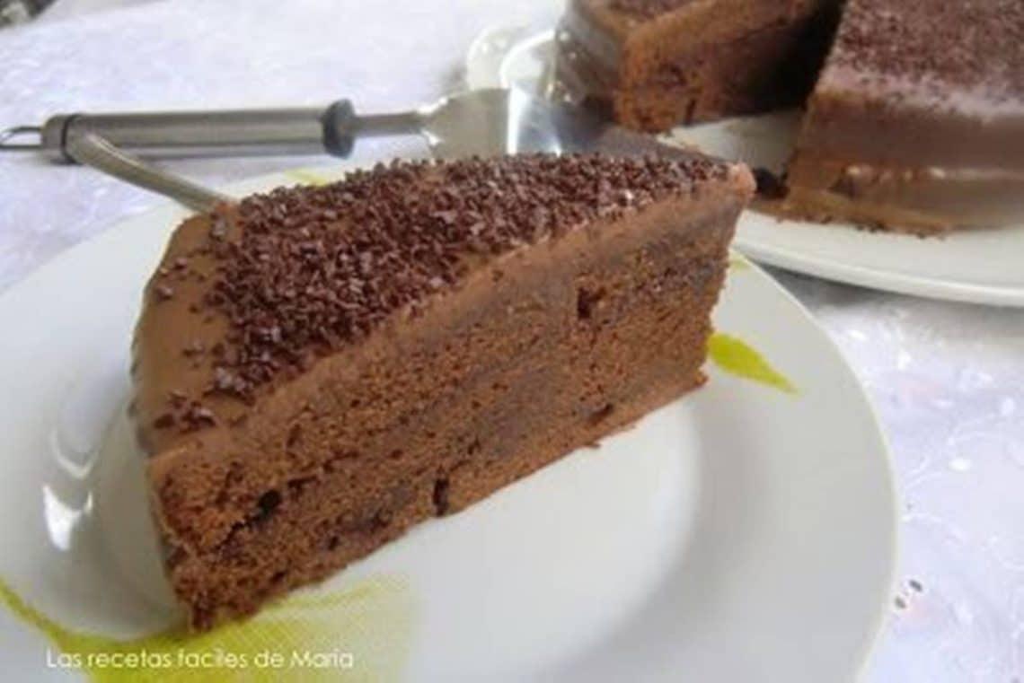 Receta de Tarta de Chocolate de Donna Hay