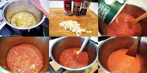 salsa de de tomate casera o sofrito de tomate receta paso a paso