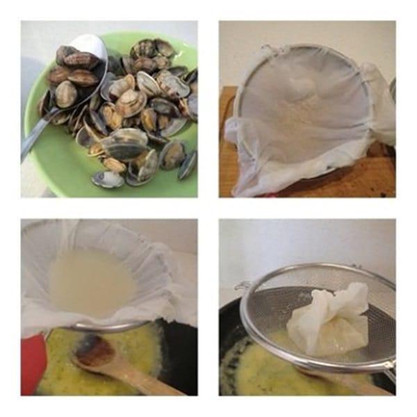como se hacen almejas en salsa verde receta fácil y deliciosa