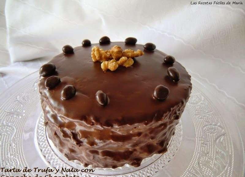 tarta-trufa-recetasmaría