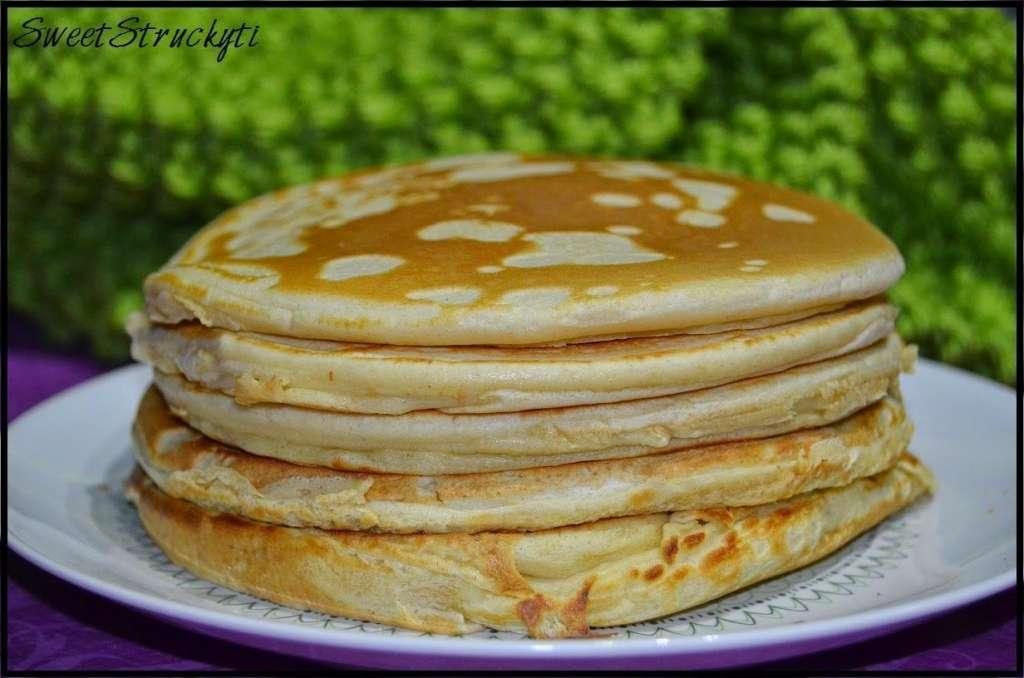 Tortitas Recetas 2º Aniversario Blog Las Recetas Fáciles de María