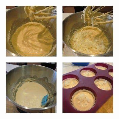 Muffins de Queso de Oveja con Bifidus