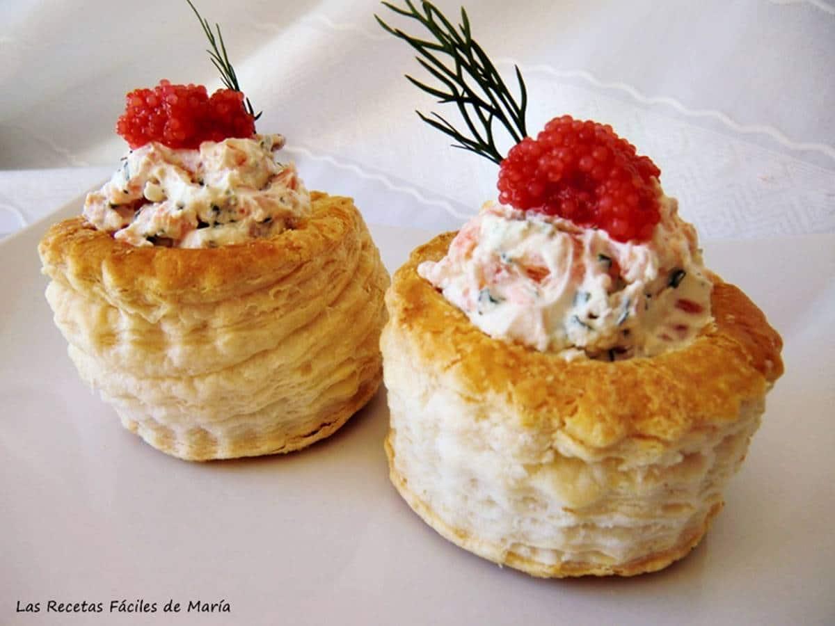 Las recetas f ciles de mar aqueso de untar con salm n en 5 - Postres con queso de untar ...