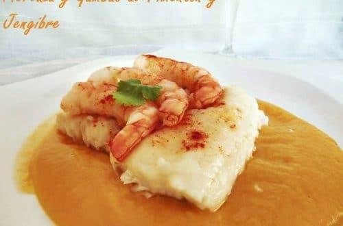merluza con pimentón y jengibre las recetas fáciles de maría