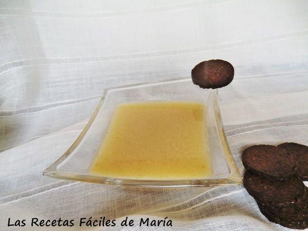caldo casero de la abuela Feliciana receta para niños