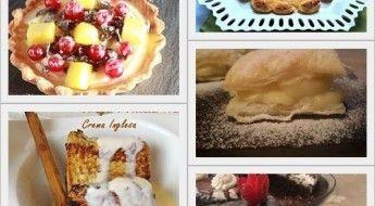 5 cremas dulces imprescindibles para tus postres y dulces