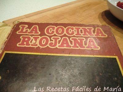 Pimientos Rellenos de Pepe el Tuerto Libro La Cocina Riojana