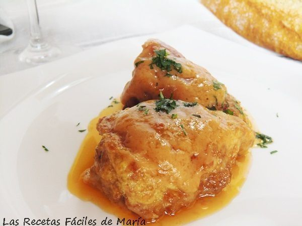 receta pimientos rellenos a La Riojana