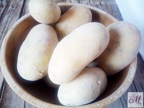 patatas monalisa para patatas paja o patatas cerilla con truco