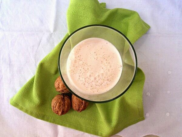 receta de Leche de Nueces al aroma de Speculoos Olor a Hierbabuena