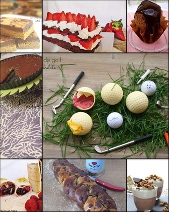 las recetas más originales con chocolate Las Recetas Fáciles de María
