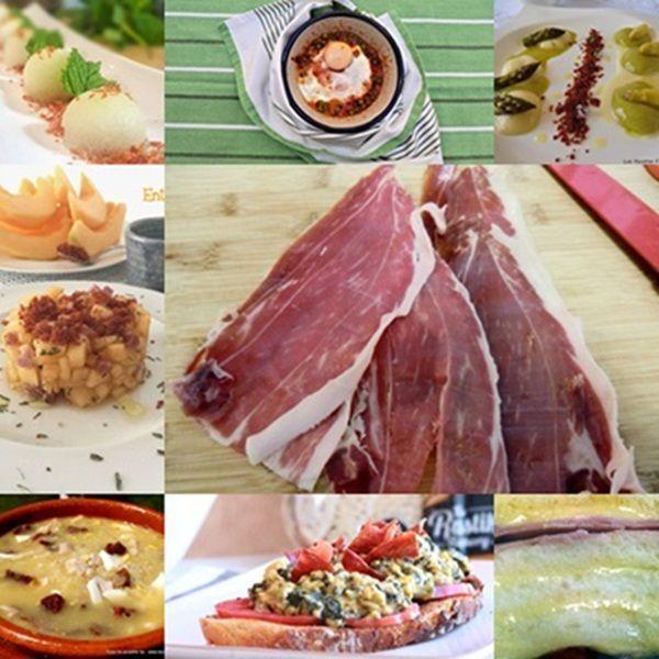 Recetas con Jamón clave de nuestra Gastronomía Recopilación de recetas con Jamón