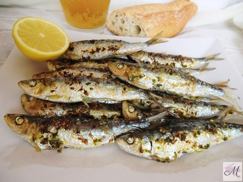 Sardinas de Santa Pola sin olor sin humo características y propiedades de las sardinas