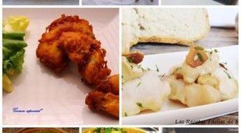 recopilación de recetas de pescados originales las recetas fáciles de maría