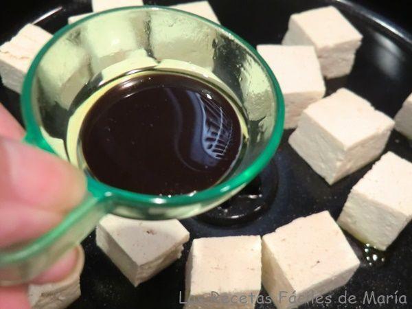 tofu en decofry para saltear