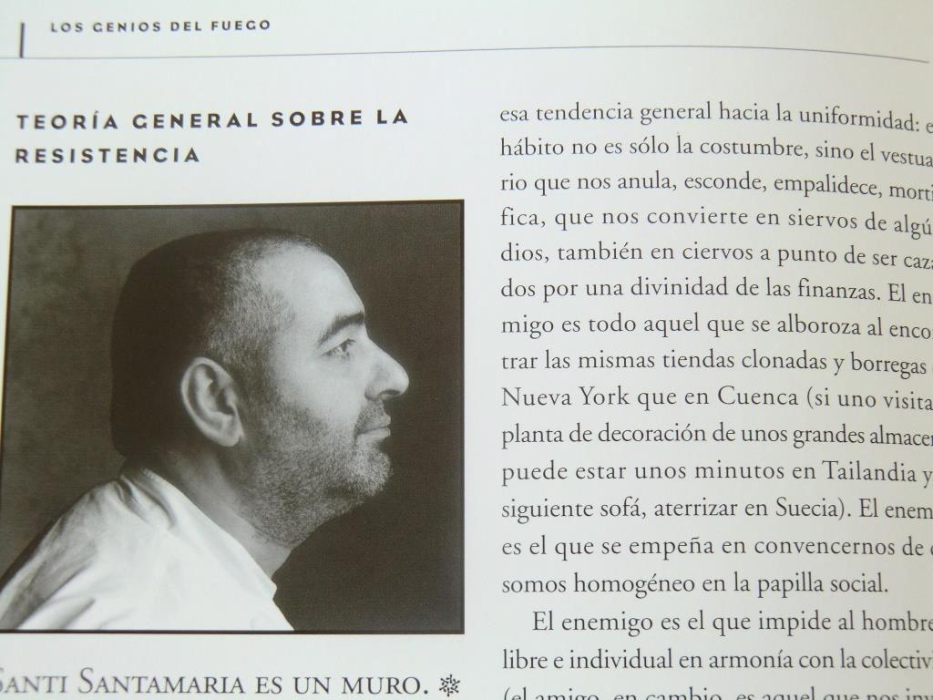 Los genios del fuego-Santi Santamaría-Libro (2)