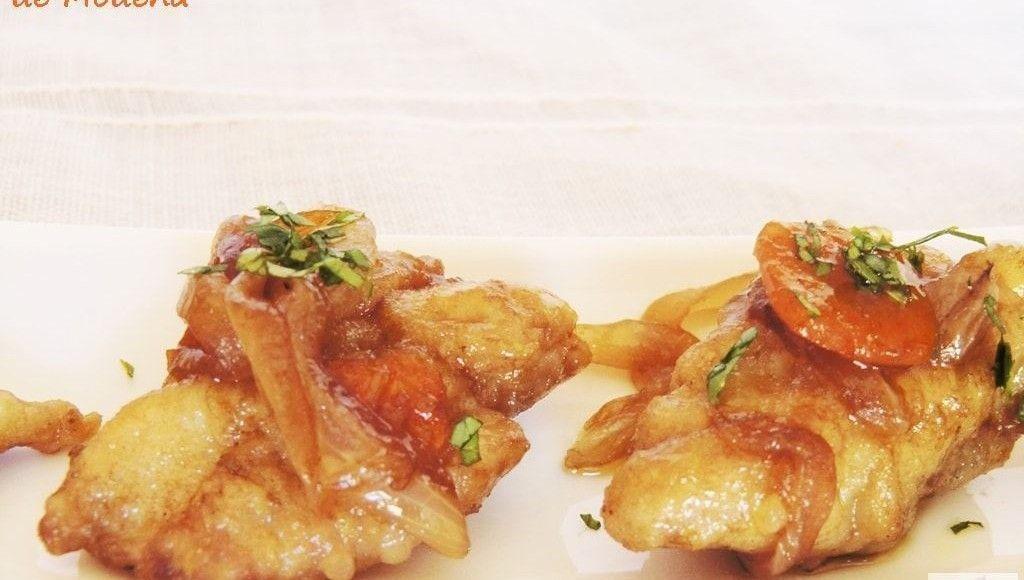 Estornino en Escabeche de Módena sin Gluten