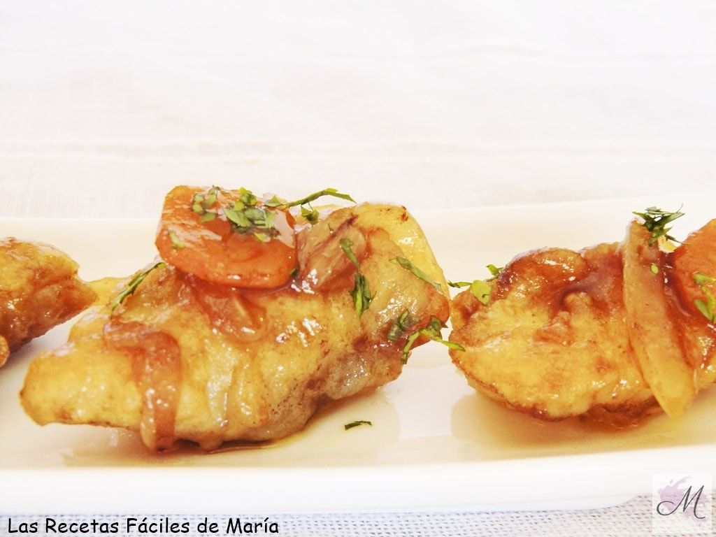 receta Estornino en Escabeche de Módena