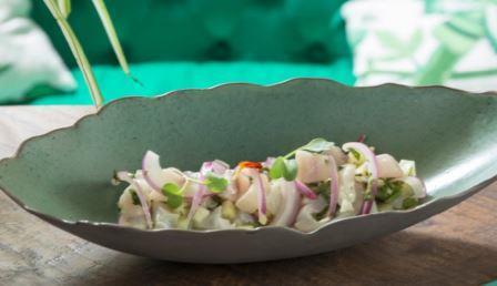 Ceviche Bump Green