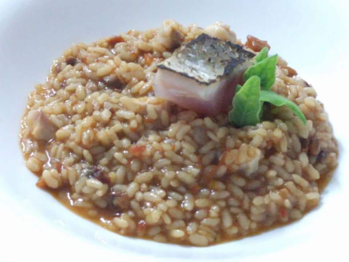 arroz con mujol David Ariza Novaterra recetas de arroces fáciles y rápidas