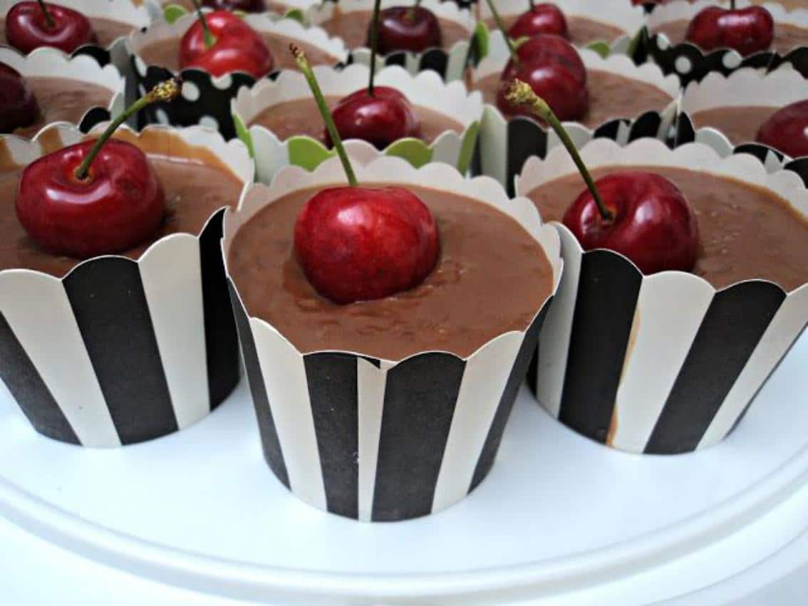 Arroz con Leche y Chocolate Olor a Hierbabuena en recetas de arroces fáciles y rápidas