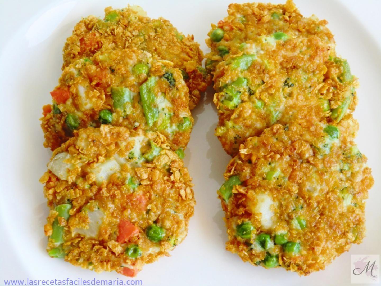 Las recetas f ciles de mar atortitas crujientes de - Comidas con pollo faciles ...