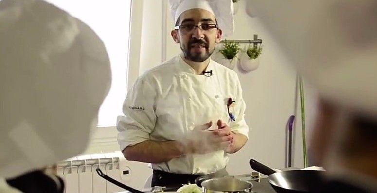 curso de cocina creativa gastronomía y pastelería-Talleres de Cocina Campus-Training