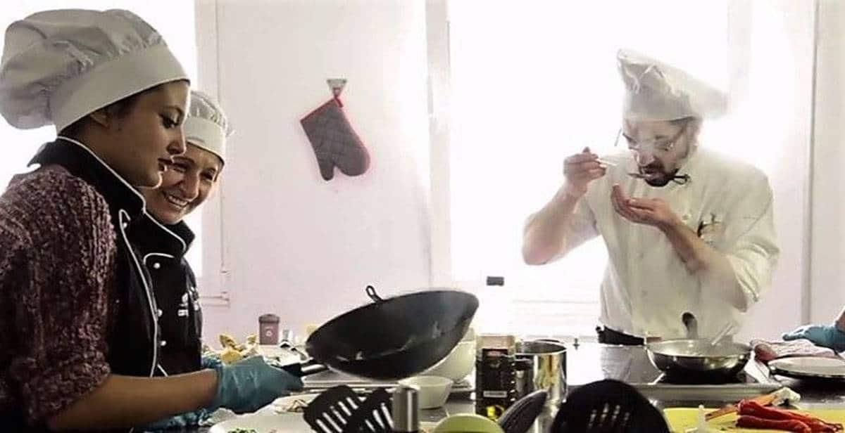 Curso de cocina creativa gastronomía y pasteleria