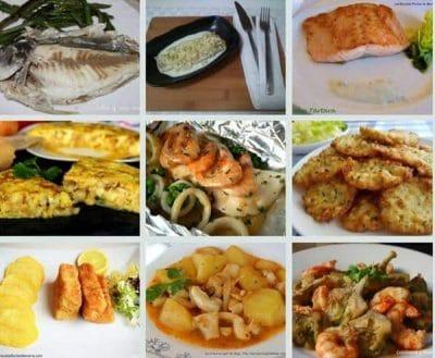 Comidas rápidas con pescado para niños