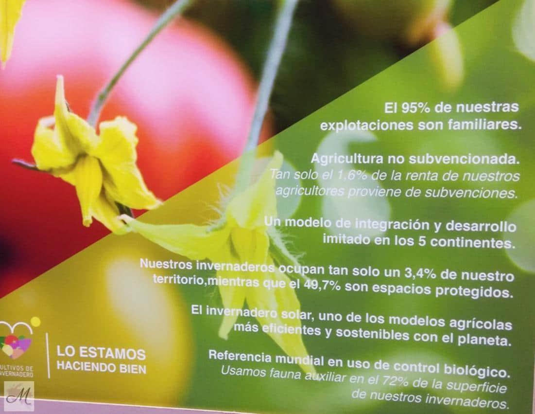 Cultivos de Invernadero Fruit Atracción 2017 Feria Internacional de frutas y hortalizas