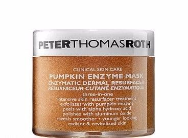 Pumpkin Enzyme Mask Enzymatic Dermal Resurfacer dePETER THOMAS ROTH