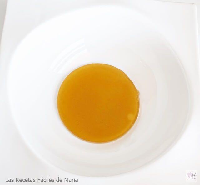 lámina o velo de rebozuelos de gelatina vegetal