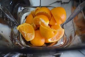 añadimos las mandarinas