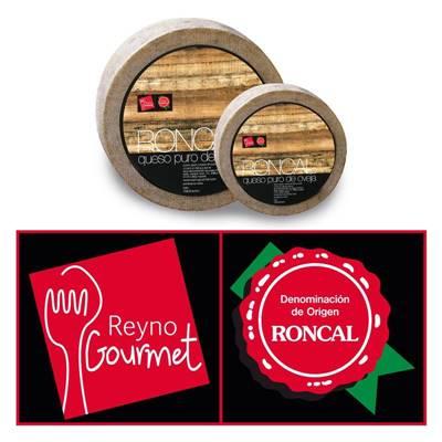 Queso Roncal D.O. Roncal Queso puro de Oveja @Reyno_Gourmet