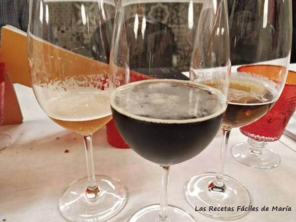 Para terminar y después de las charlas y entender un poco más sobre los beneficios y el consumo de la Cerveza dentro de la nutrición.