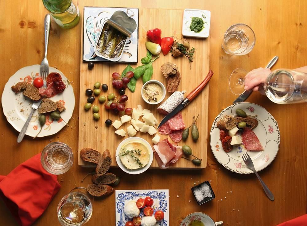 España y su Gastronomía