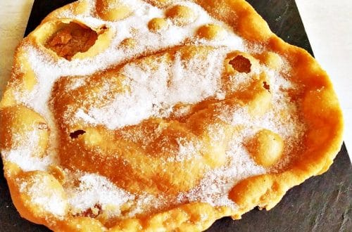 Tortas Fritas o Sopapillas receta