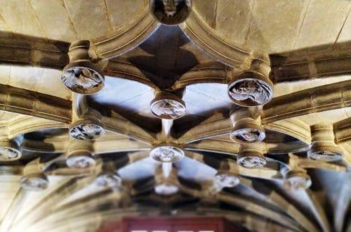 Iglesia de San Bartolomé en Logroño La Rioja Spain
