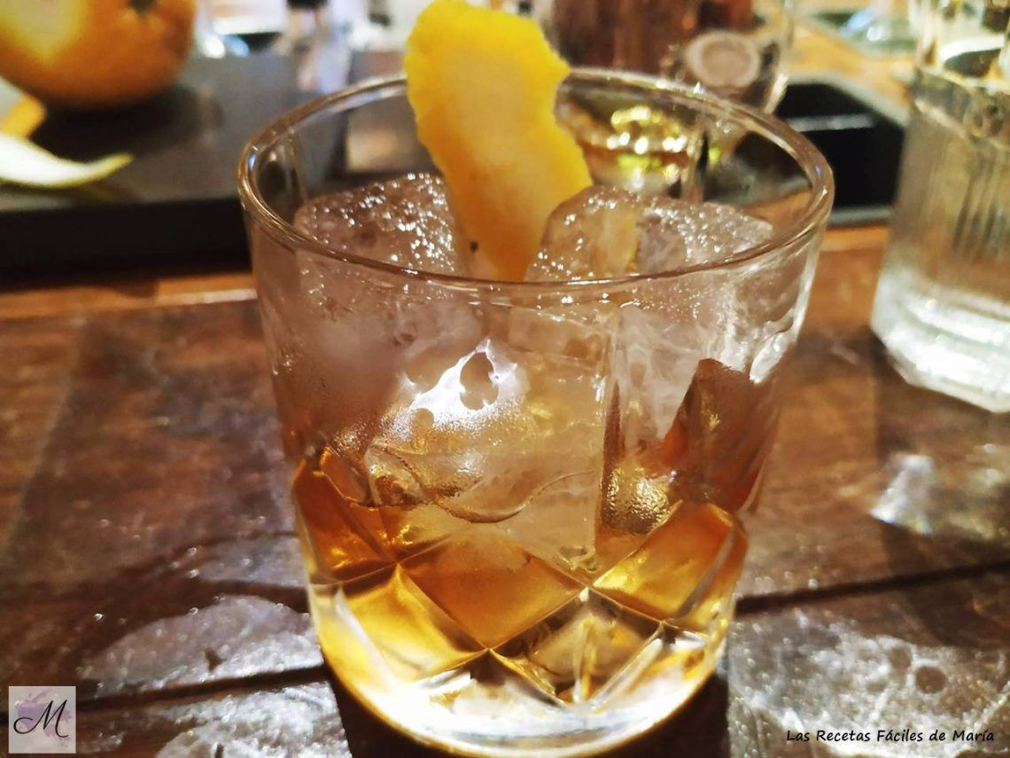 old fashioned receta