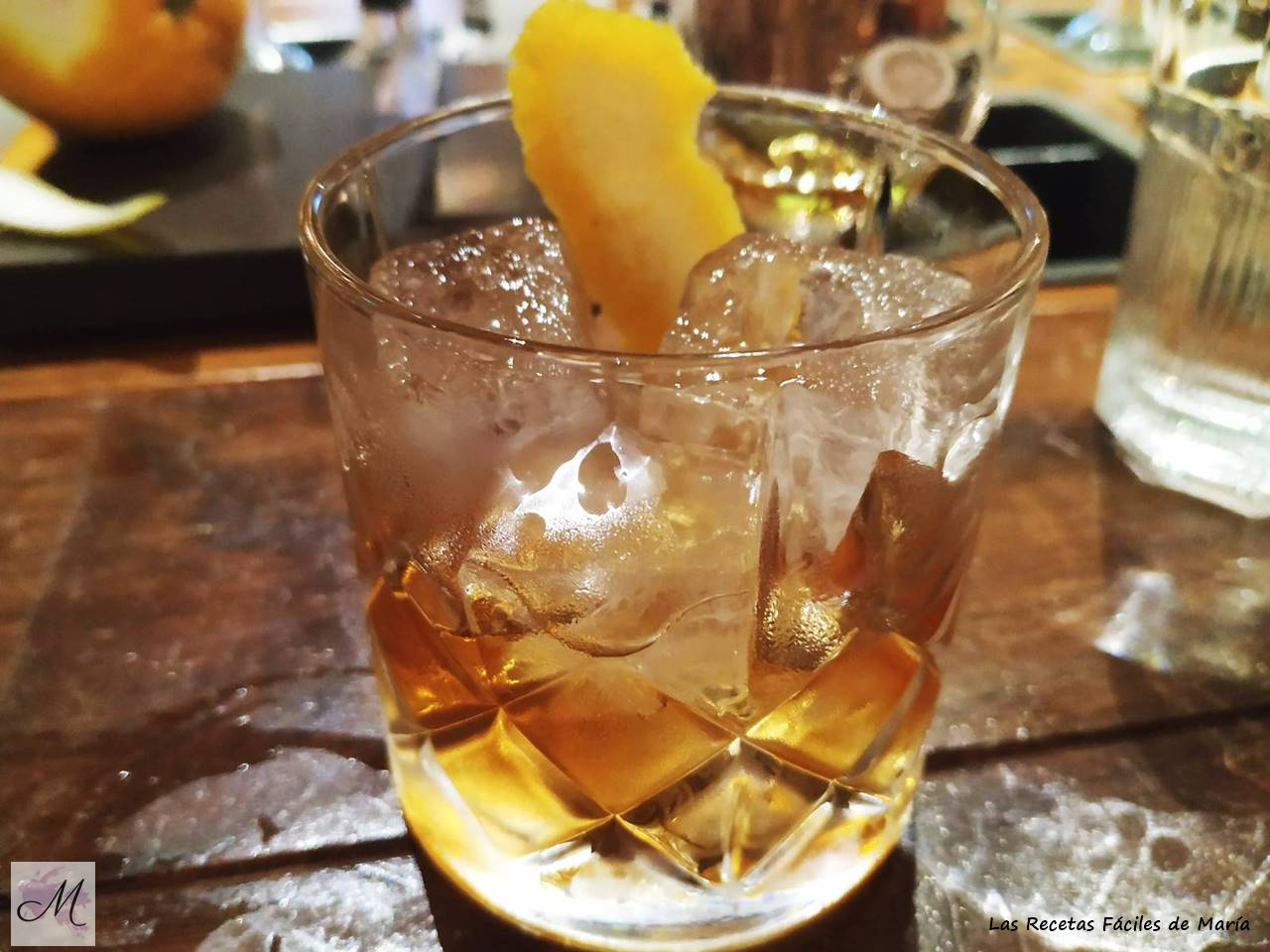 old fashioned receta