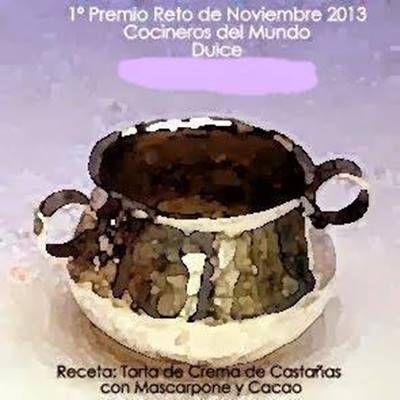 Premio Cocineros del Mundo Noviembre