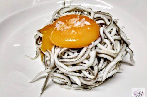 Gulas con yema de huevo receta para impresionar
