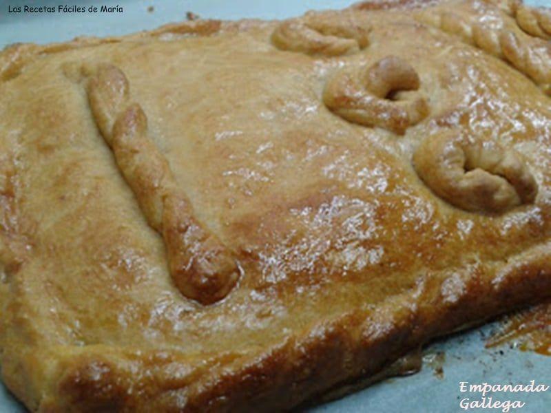 empanada gallega presentación