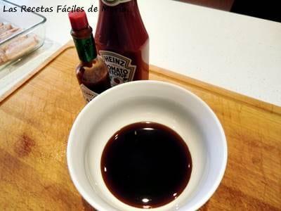 alitas de pollo asadas con miel receta de salsa de miel