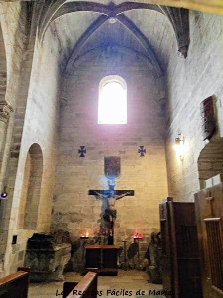 Capilla de los Márquez Iglesia de San Bartolomé Logroño La Rioja Spain