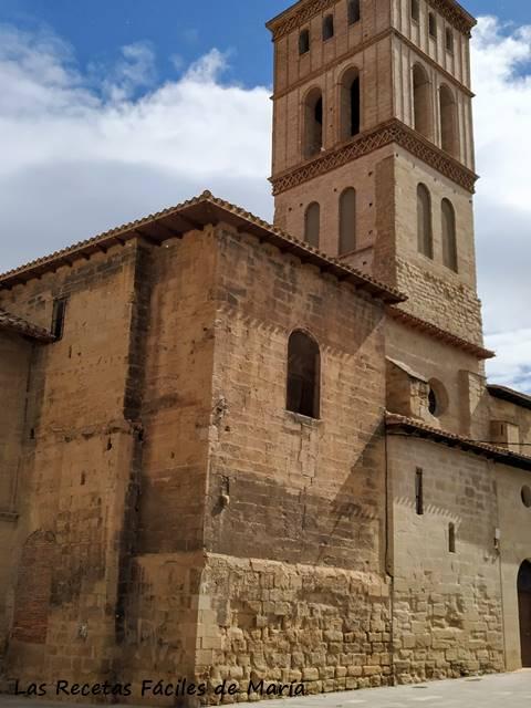 La torre campanario formó parte del sistema amurallado con que contó la ciudad.